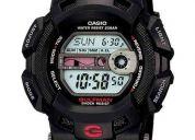 RelÓgio  casio   g-shock  - modelo  gulfman - g – 9100 novo -  na caixa - r$299,00