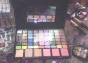 Kit maquiagem 3d sobra blush
