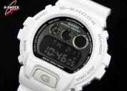 Novo casio g shock ltd dw6900nb-7 - clipe dr dre & eminem