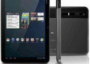 Tablet motorola xoom c/ sistema operacional android 3.0ghz (honeycomb), processador dual