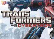 Transformers - war for cybertron para computador + tradutor pt/br + frete grátis