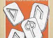 Livro - manual prático de adivinhação pelas runas (sem baralho) - juan de garten