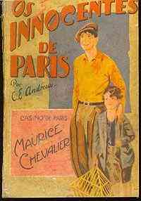 Livro - Os Innocentes de Paris - C. E. Andrews