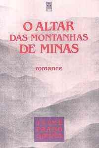 LIVRO - O Altar das Montanhas de Minas - Jaime Prado Gouvêa
