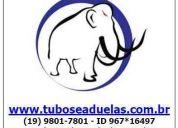 Tubos e aduelas de cocnreto