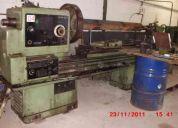 Torno mecanico romi mvh-400