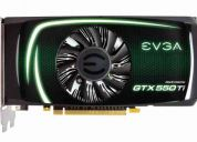 Placa de vídeo geforce gtx 550 ti 1gb evga