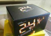 Box: dvd 24 horas - 1ª a 7ª temp. + 24 horas redenção - 43 discos