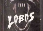 Vhs lobos (original) - com albert finney - raro