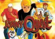 Jonny quest desenho dvd Ótima imagem dublado 1ª temporada completa 2ª com 13 episódios