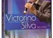 Dvd victorino silva ao vivo - www.lojadocrente.com.br