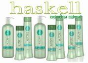 Haskell alecrin  estimula, tonifica , adstringe e aÇÃo cicatrizante nos cabelos