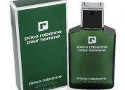 Perfume paco rabanne pour homme 100ml original