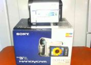 Camera de video digital sony- handycam- dcr- hc 52