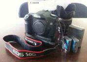 canon T3i lente 18-55mm