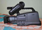 Filmadora profissional hmg 70 panassonic