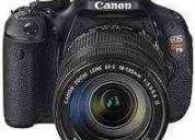 Canon 50d, Lente 28-135 Mm, Grip Com 2 Baterias E Carregador