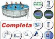 Piscina intex - 14.600 litros