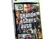 Gta 4 - grand theft auto iv - jogo xbox 360