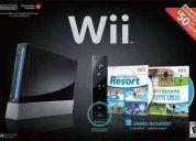 Nintendo wii, sem uso.