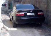 Honda civic exs 1995 preto completo +piloto+teto