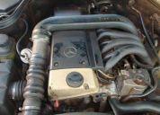 Motor e caixa mercedes-benz c230 2000