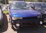 Subaru wrx 01 legacy 93/98/01  impreza 95/01 veiculos sucatas ( peÇas usadas )