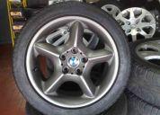 Vendo Rodas Momo - X43 R-17 + Pneus Semi Novos.
