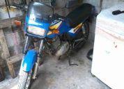 Moto seminova