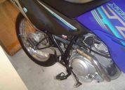 Yamaha xtz 125e  2011 pago