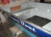 barco para pesca esportiva