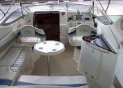 Vendo lancha phantom 260 ano 2008 completa c/mercruiser 5.0