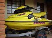 Vendo jet ski sea doo xp 800 cc - 110 hp c/ carreta rodoviÁria