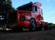 T113 h 360 top line 97/98, engatado carreta randon 01/01