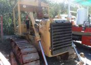 Trator de esteira caterpillar d6d ps