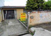 Casa alv. 2 qts uberaba cima r$ 138 mil estudo troca no guatupe