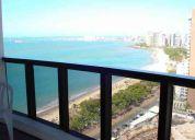 Disponibilidade para  o reveillon - flats com linda vista para o mar.