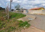 Terreno 30x12 zr2 esquina gralha azul fazenda rio grande r$ 100 mil