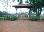 Fazenda na Regiâo do São Vicente