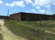 Alugo terrenos em garapu -garagem/armazém/galpão