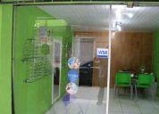 Alugo salão comercial na Vila Ré