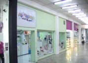 Loja/ponto infantil  (sorocaba shopping): vendo/troco