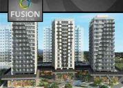 Fusion work & live salas comerciais e residencias (apart)