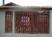 Casa 2 dorm. em mongaguÁ - bairro residencial