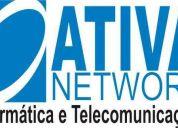 Consultoria e orçamentos em telecomunicações