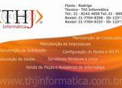 Thj informática e serviços - assistência técnica em informática
