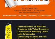 Web sites - ecomerce - fazemos sites