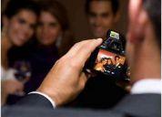 foto e filmagem p/ festas, aniversarios, eventos high class events