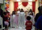 becas evangÉlicas para festividades e congressos