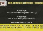 Enrolamento de motores eletricos
